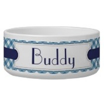 personalized cat bowls